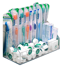 dental cleaning supplies